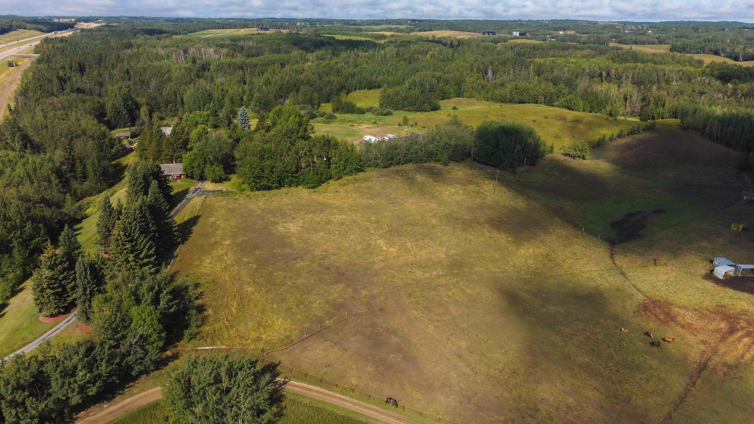 Main Photo: 1114B Highway 16: Rural Parkland County Rural Land/Vacant Lot for sale : MLS®# E4260241