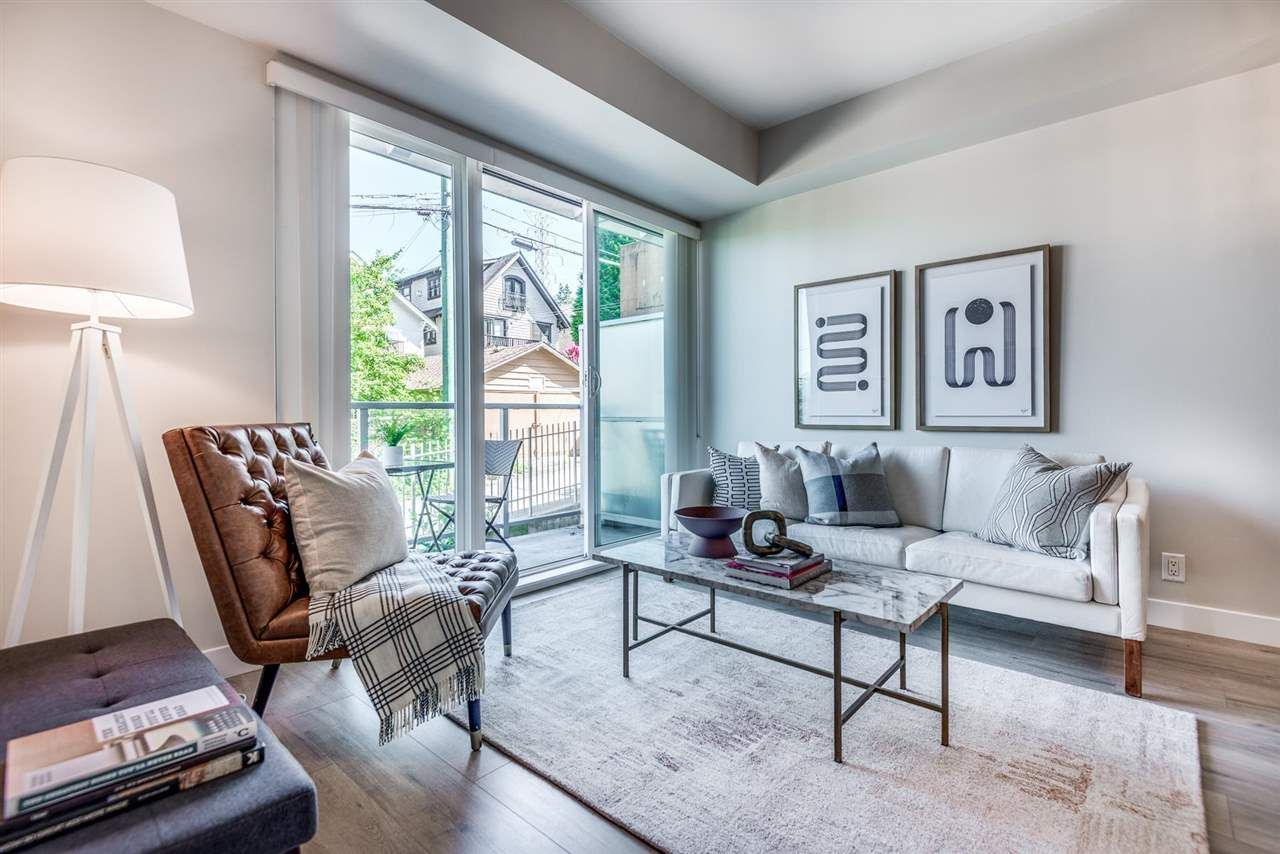 """Main Photo: 310 388 KOOTENAY Street in Vancouver: Hastings Sunrise Condo for sale in """"View 388"""" (Vancouver East)  : MLS®# R2581309"""