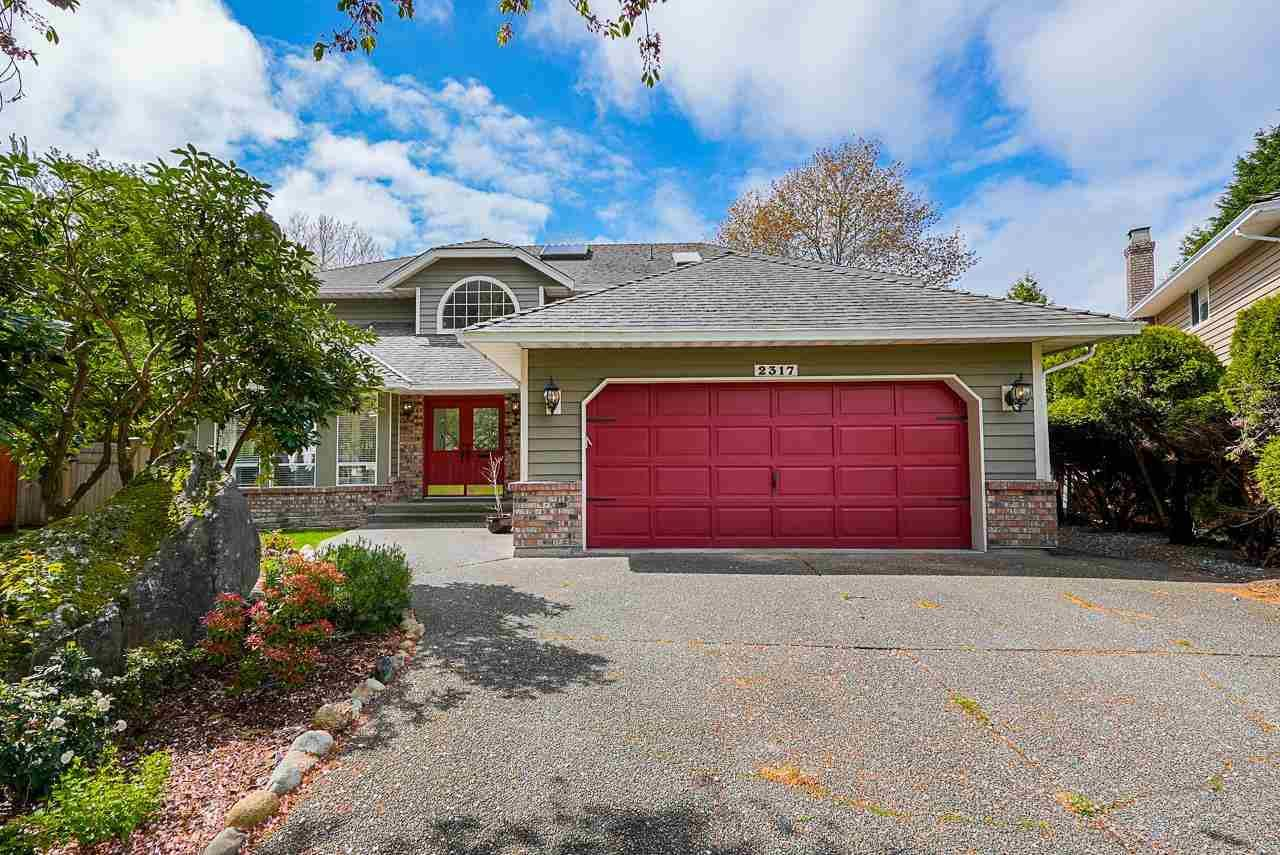 """Main Photo: 2317 150B Street in Surrey: Sunnyside Park Surrey House for sale in """"Meridian Area"""" (South Surrey White Rock)  : MLS®# R2572361"""