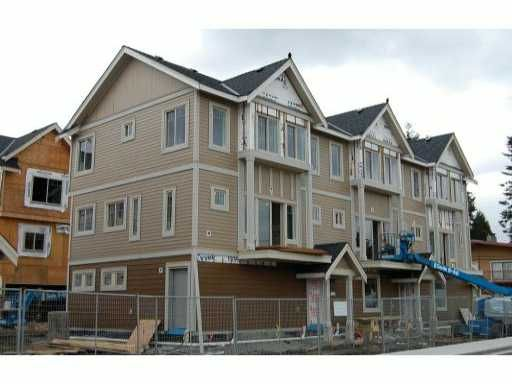 """Main Photo: # 10 7489 16TH ST in Burnaby: Highgate Condo for sale in """"HIGHGATE PLACE"""" (Burnaby South)"""