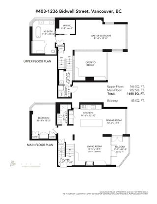 Photo 25: 403 1236 BIDWELL STREET in Vancouver: West End VW Condo for sale (Vancouver West)  : MLS®# R2480582