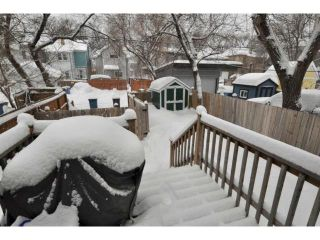 Photo 4: 694 Warsaw Avenue in WINNIPEG: Fort Rouge / Crescentwood / Riverview Residential for sale (South Winnipeg)  : MLS®# 1304348