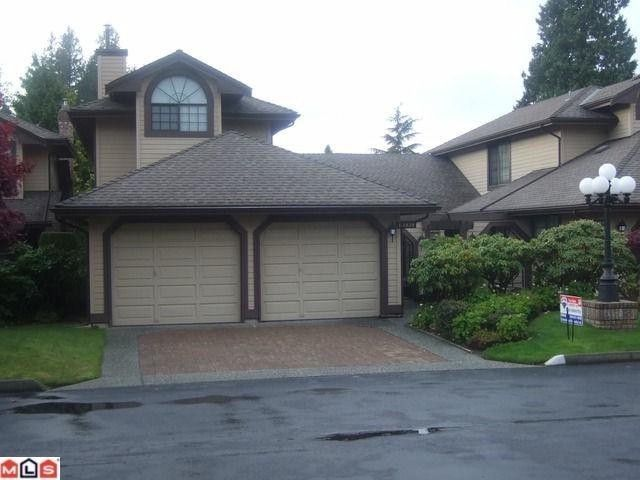"""Main Photo: 1 1838 SOUTHMERE Crescent in Surrey: Sunnyside Park Surrey Townhouse for sale in """"SOUTHPOINTE"""" (South Surrey White Rock)  : MLS®# F1204017"""