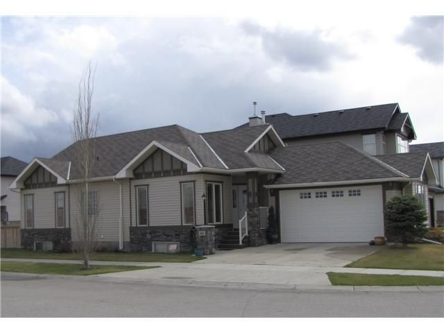 Main Photo: 48 CIMARRON Trail: Okotoks Residential Detached Single Family for sale : MLS®# C3520201