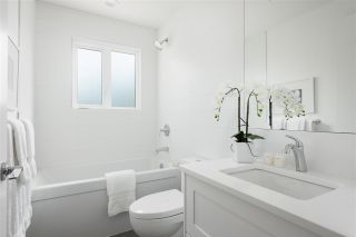 """Photo 10: 14 3868 NORFOLK Street in Burnaby: Central BN Townhouse for sale in """"SMITH+NORFOLK"""" (Burnaby North)  : MLS®# R2511234"""