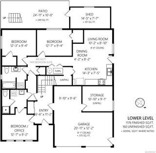Photo 35: 1823 El Sereno Dr in : SE Gordon Head House for sale (Saanich East)  : MLS®# 863301