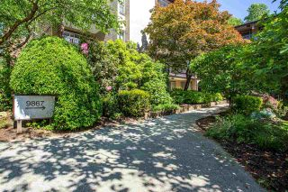 """Photo 14: 416 9867 MANCHESTER Drive in Burnaby: Cariboo Condo for sale in """"BARCLAY WOODS"""" (Burnaby North)  : MLS®# R2585423"""