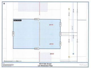 Photo 2: 2015 OAK Street in Prince George: VLA Land for sale (PG City Central (Zone 72))  : MLS®# R2465369
