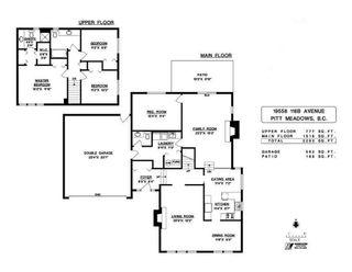 Photo 4: 19558 116B Ave Pitt Meadows MLS 2100320 3 Bedroom 3 Level Split