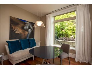 """Photo 3: # 103 2575 GARDEN CT in West Vancouver: Whitby Estates Townhouse for sale in """"AERIE 11"""" : MLS®# V1011354"""