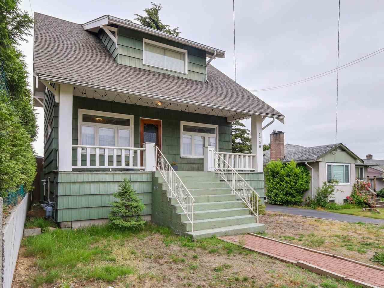Main Photo: 7730 CANADA WAY in : East Burnaby House for sale : MLS®# R2070679