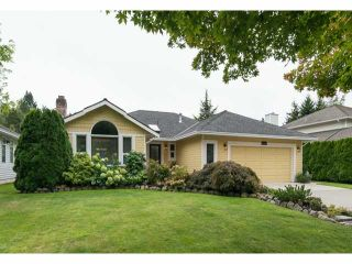 Photo 1: 12630 24A AV in Surrey: Crescent Bch Ocean Pk. House for sale (South Surrey White Rock)  : MLS®# F1423010