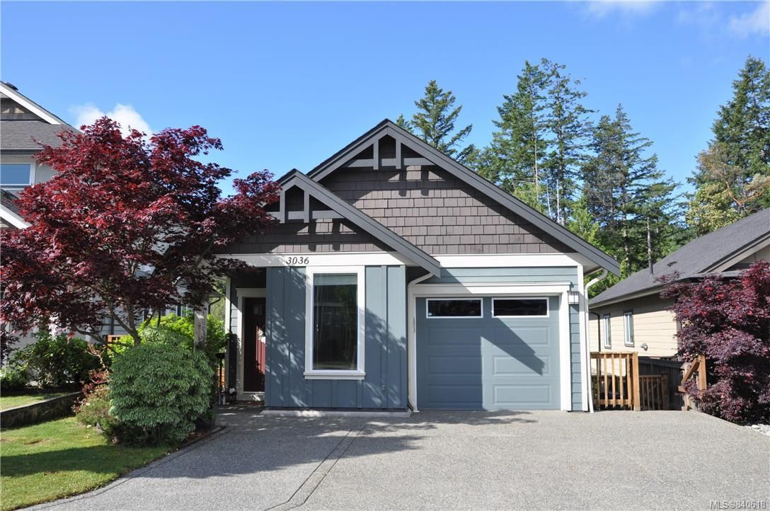 Main Photo: 3036 Dornier Rd in Langford: La Westhills House for sale : MLS®# 840618