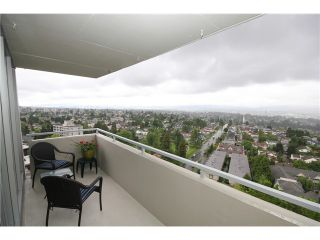 Photo 2: # 1801 5652 PATTERSON AV in Burnaby: Central Park BS Condo for sale (Burnaby South)  : MLS®# V1008639