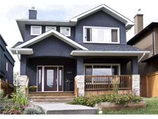 Photo 1: 3811 15A Street SW in CALGARY: Altadore River Park Residential Detached Single Family for sale (Calgary)  : MLS®# C3499778