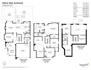 Photo 20: 21654 89A Avenue in Langley: Walnut Grove House for sale : MLS®# R2414875