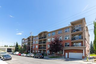 Main Photo: 108 495 78 Avenue SW in Calgary: Kingsland Apartment for sale : MLS®# A1137044