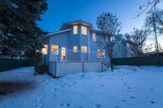 Photo 49: 1019 FALCONER Road in Edmonton: Zone 14 House for sale : MLS®# E4225291