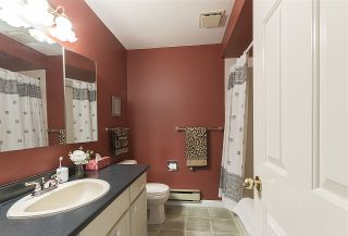 """Photo 11: 218 32691 GARIBALDI Drive in Abbotsford: Abbotsford West Townhouse for sale in """"CARRIAGE LANE"""" : MLS®# R2127583"""