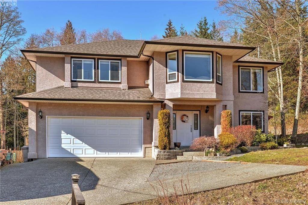 Main Photo: 3587 Desmond Dr in VICTORIA: La Walfred House for sale (Langford)  : MLS®# 806912