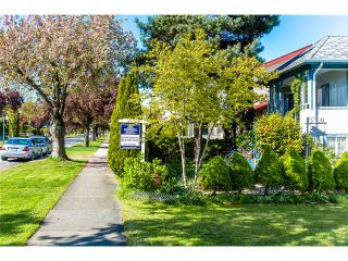 Main Photo: 8238 SHAUGHNESSY Street in Vancouver: Marpole House for sale (Vancouver West)  : MLS®# V1004295