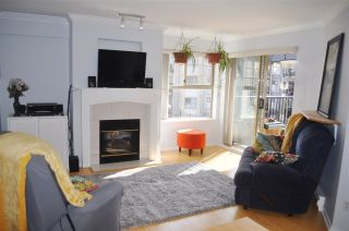 """Photo 3: 316 214 ELEVENTH Street in New Westminster: Uptown NW Condo for sale in """"Discovery Beach"""" : MLS®# R2548375"""
