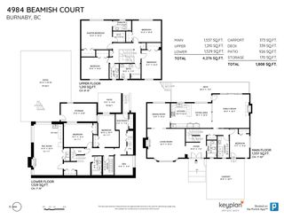 Photo 22: 4984 BEAMISH Court in Burnaby: Forest Glen BS House for sale (Burnaby South)  : MLS®# R2563151