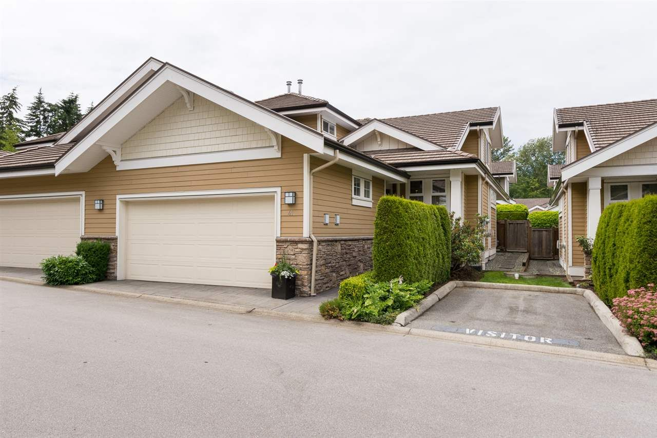 Main Photo: 41 14655 32 AVENUE in Surrey: Elgin Chantrell Townhouse for sale (South Surrey White Rock)  : MLS®# R2084681