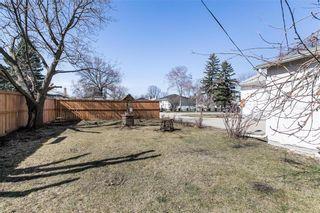 Photo 25: 92 Lennox Avenue in Winnipeg: Residential for sale (2D)  : MLS®# 202108334