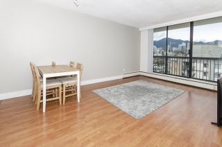 """Photo 6: 1804 145 ST. GEORGES Avenue in North Vancouver: Lower Lonsdale Condo for sale in """"Talisman Tower"""" : MLS®# R2426271"""