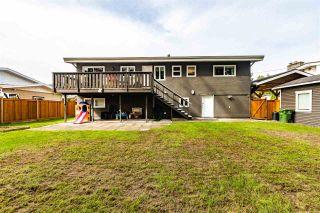 Photo 34: 46038 LARTER Avenue in Chilliwack: Fairfield Island House for sale : MLS®# R2574171
