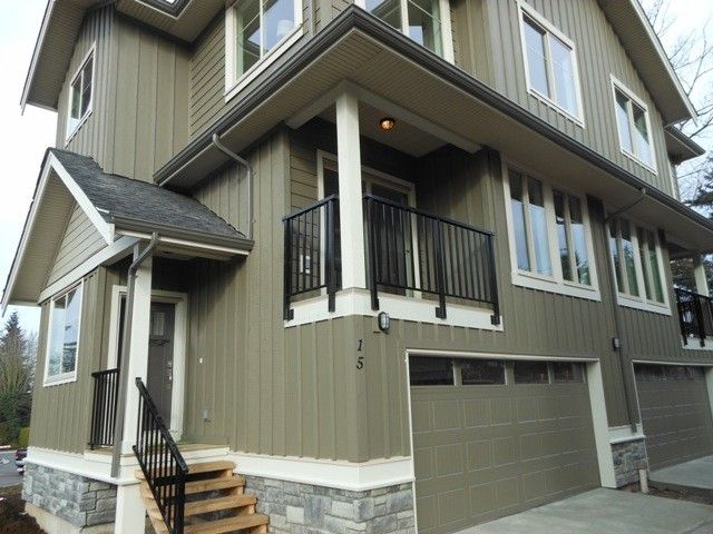 """Main Photo: 15 3266 147TH Street in Surrey: Elgin Chantrell Townhouse for sale in """"ELGIN OAKS"""" (South Surrey White Rock)  : MLS®# F1220619"""