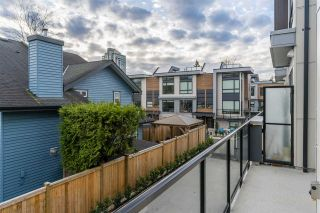 """Photo 34: 16 856 ORWELL Street in North Vancouver: Lynnmour Townhouse for sale in """"CONTINUUM at Nature's Edge"""" : MLS®# R2531960"""
