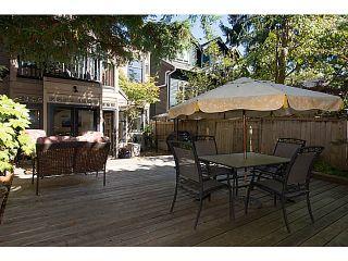 Photo 12: 2668 W 6TH Avenue in Vancouver: Kitsilano 1/2 Duplex for sale (Vancouver West)  : MLS®# V1029055