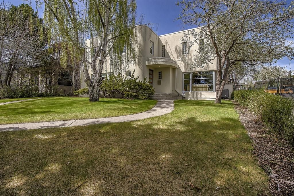 Main Photo: 1110 Levis Avenue SW in Calgary: Upper Mount Royal Detached for sale : MLS®# A1109323