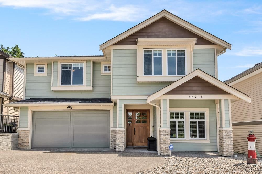 """Main Photo: 13424 BALSAM Street in Maple Ridge: Silver Valley House for sale in """"BALSAM WEST"""" : MLS®# R2594933"""