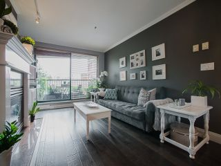 """Photo 5: 303 1226 HAMILTON Street in Vancouver: Yaletown Condo for sale in """"GREENWICH PLACE"""" (Vancouver West)  : MLS®# R2056690"""