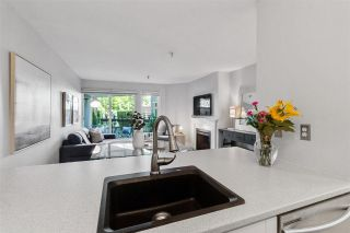 Photo 5: 108 2020 W 8 AVENUE in Vancouver: Kitsilano Townhouse for sale (Vancouver West)  : MLS®# R2585715