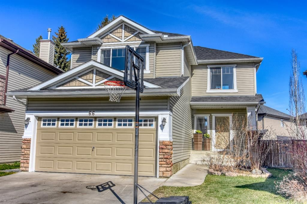 Photo 1: Photos: 66 Bridlerange Circle SW in Calgary: Bridlewood Detached for sale : MLS®# A1099758