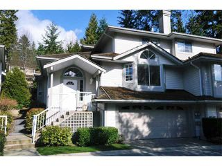 """Photo 1: 149 101 PARKSIDE Drive in Port Moody: Heritage Mountain Townhouse for sale in """"TREETOPS"""" : MLS®# V994969"""