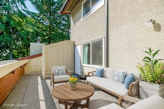 """Main Photo: 3404 LANGFORD Avenue in Vancouver: Champlain Heights Townhouse for sale in """"Richview Gardens"""" (Vancouver East)  : MLS®# R2618758"""