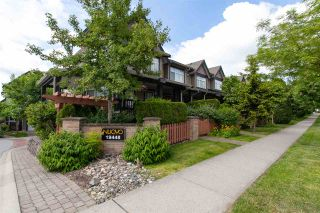 """Photo 1: 52 19448 68 Avenue in Surrey: Clayton Townhouse for sale in """"Nuovo"""" (Cloverdale)  : MLS®# R2274047"""