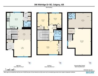 Photo 48: 386 Midridge Drive SE in Calgary: Midnapore Semi Detached for sale : MLS®# A1088291