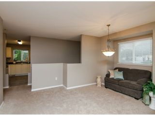 """Photo 6: 22 3902 LATIMER Street in Abbotsford: Abbotsford East Townhouse for sale in """"Country View Estates"""" : MLS®# F1416425"""