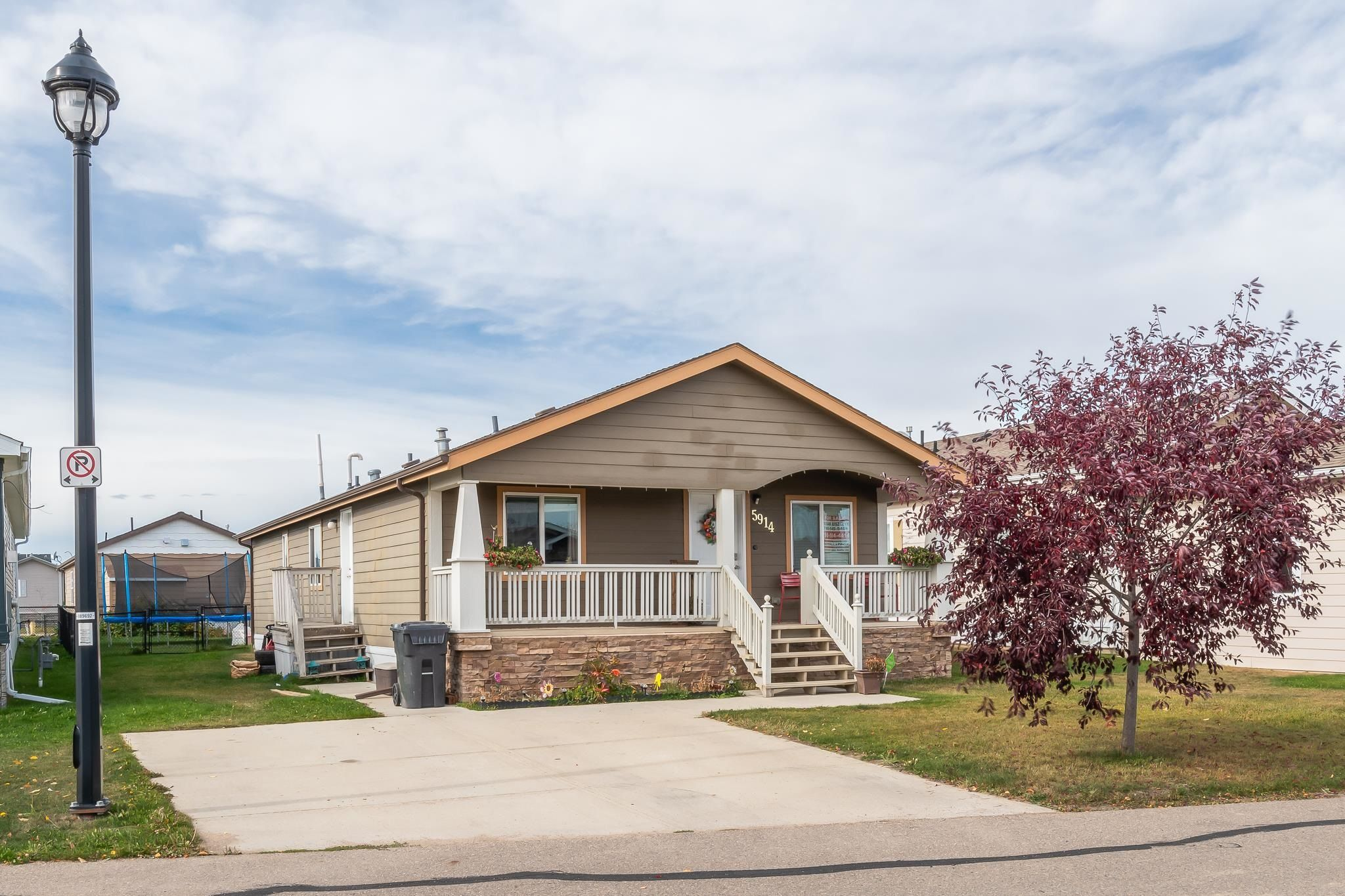 Main Photo: 5914 Fontaine Drive: Cold Lake Mobile for sale : MLS®# E4181912
