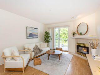 "Photo 1: 201 4758 53 Street in Delta: Delta Manor Condo for sale in ""SUNNINGDALE ESTATES"" (Ladner)  : MLS®# R2458006"