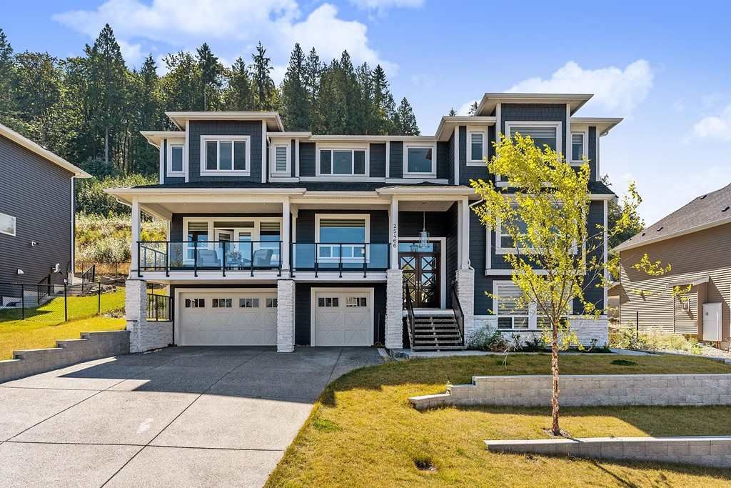 Main Photo: 25466 GODWIN Drive in Maple Ridge: Thornhill MR House for sale : MLS®# R2402940