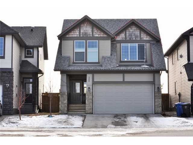Main Photo: 200 Cranberry Circle SE in Calgary: Cranston House for sale : MLS®# C3653653