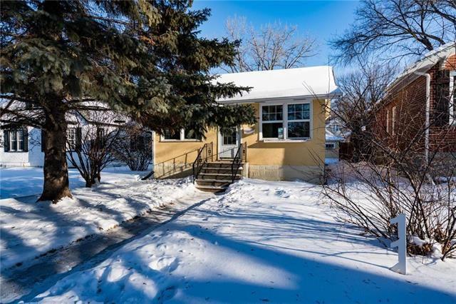 Main Photo: 114 Monck Avenue in Winnipeg: Norwood Flats Residential for sale (2B)  : MLS®# 1901548