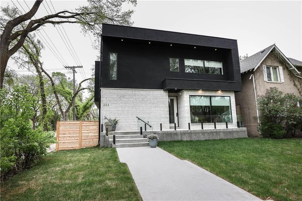 Main Photo: 203 Cordova Street in Winnipeg: River Heights North Residential for sale (1C)  : MLS®# 202112632